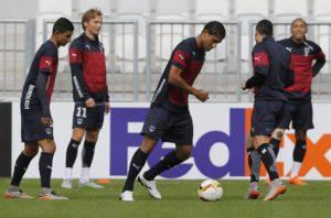 Krasnodar have returned to Bordeaux with an improved 12million euros bid for central defender Pablo.