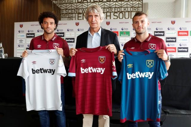 Manuel Pellegrini says he plans to work closely with the West Ham medical team in a bid to keep Jack Wilshere healthy.