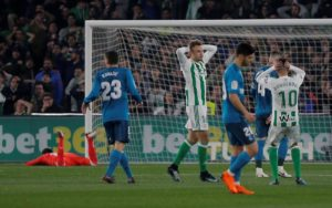 Real Betis have tied down striker Loren Moron to a new contract until summer 2022 and raised his release clause in the process.