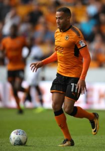 Ipswich have completed the loan signing of Wolves winger Jordan Graham.