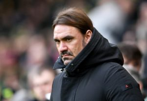 Daniel Farke was happy to avoid a Carabao Cup giant-killing after Norwich eased past League Two Stevenage 3-1 at Carrow Road.