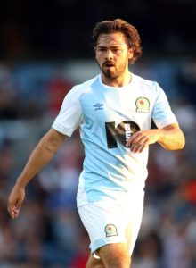 Blackburn could have Bradley Dack back for the Carabao Cup clash with Lincoln.