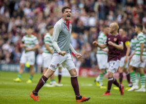 Rangers have reportedly booked Kyle Lafferty in for a medical as they edge closer to agreeing a fee with Hearts for his transfer.