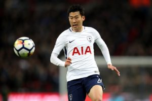 Tottenham will be without Son Heung-min for Fulham's visit to Wembley on Saturday but should have Eric Dier and Lucas Moura available.