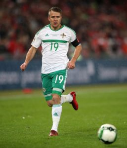 Charlton completed their transfer activity with the loan signing of Northern Ireland internationalJamie Ward from Nottingham Forest.