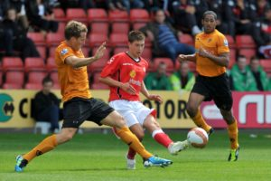 Crewe are hoping to have Shaun Miller available for their curtain-raiser with Morecambe.
