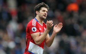 George Friend struck in the seventh minute of time added-on as Middlesbrough hit back from two goals down to snatch a 2-2 draw at Millwall.