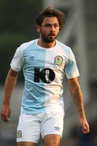 Bradley Dack scored a double and created two more as Blackburn thrashed Carlisle 5-1 in the first round of the Carabao Cup.