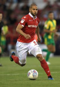 Ben Watson is expected to slot in for Adlene Guedioura when Nottingham Forest host Birmingham in Saturday's Championship clash.