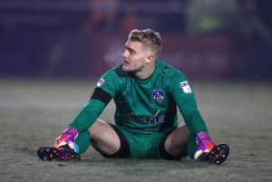 Connor Ripley will spend the season on loan at Accrington after the Sky Bet League One club made a late deadline-day swoop for the Middlesbrough goalkeeper.