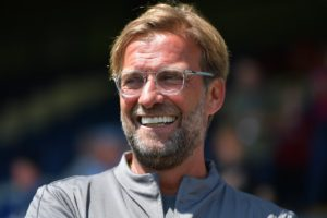 Liverpool boss Jurgen Klopp says Crystal Palace's extension of Wilfried Zaha's contract is like a spectacular transfer for them.
