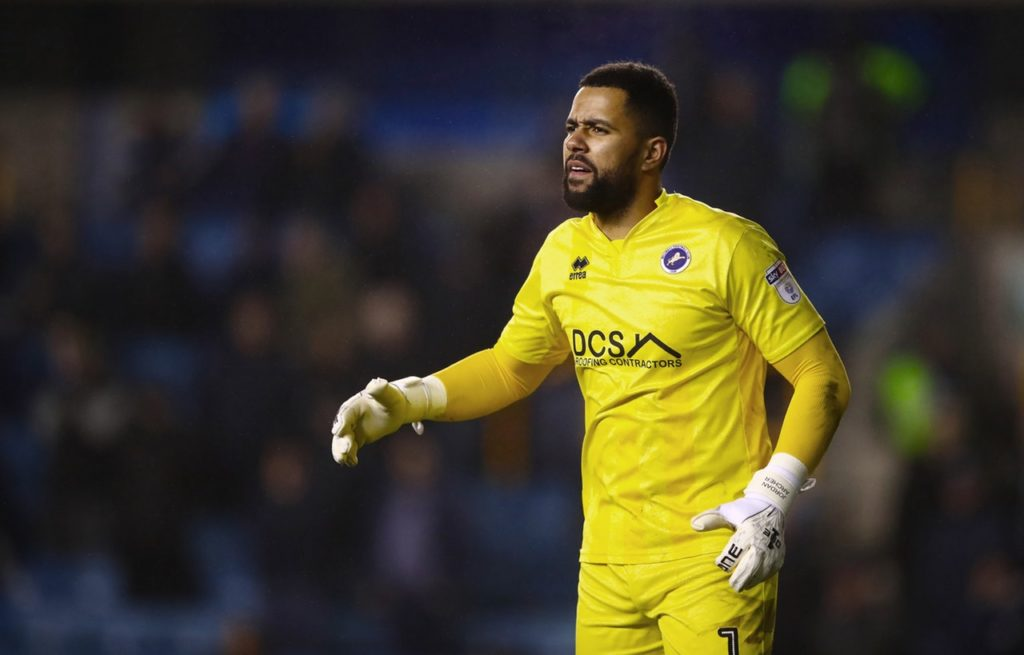 Millwall boss Neil Harris heaped praise on goalkeeper Jordan Archer after his heroics earned the visitors a 0-0 draw against Blackburn at Ewood Park.