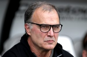 Leeds boss Marcelo Bielsa admitted being Sky Bet Championship leaders so early in the season means little to him.