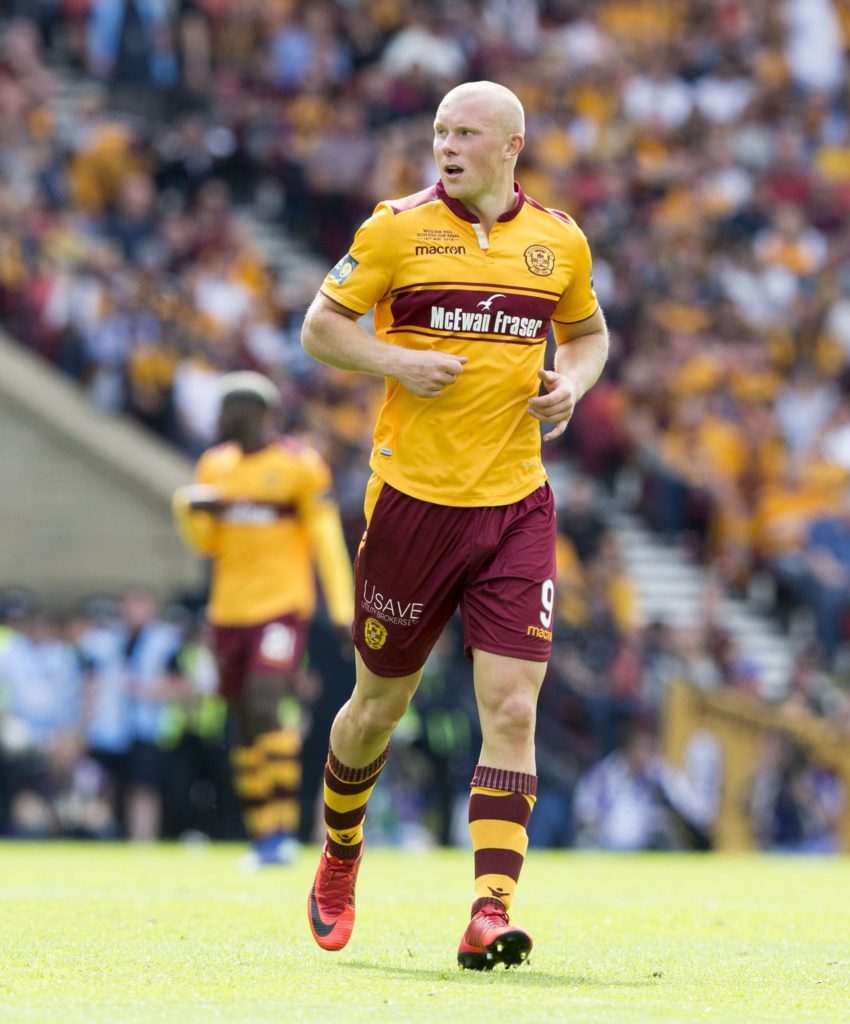 Motherwell manager Stephen Robinson admits he will have to find the right formula up front after his team drew a blank for the second week running.