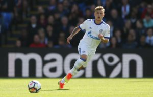 Summer arrival Max Meyer will not be involved in Crystal Palace's Premier League opener against Fulham on Saturday.