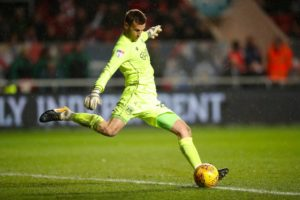 Nottingham Forest have announced the signing of goalkeeper Luke Steele on a two-year deal.