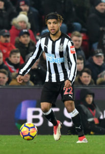 DeAndre Yedlin is out of Newcastle's trip to Cardiff City and boss Rafa Benitez isn't giving any clues away over who starts up front.