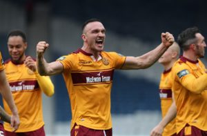 Tom Aldred could make his second Motherwell debut in the Lanarkshire derby against Hamilton on Saturday.