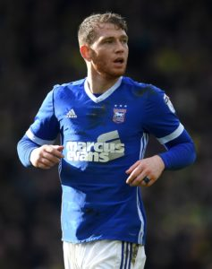 Wigan completed their business on transfer deadline day with the signing of Ipswich striker Joe Garner for an undisclosed fee.
