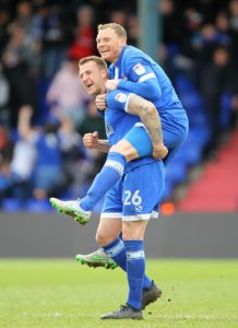 Oldham boss Frankie Bunn will have few selection decisions to make ahead of Tuesday night's EFL Cup clash with Sky Bet Championship club Derby.