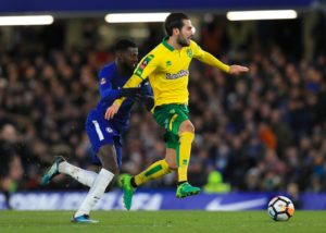 Norwich are prepared to listen to offers for midfielder Mario Vrancicas they look to cut their bloated squad.