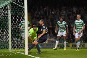 Steve Bruce admitted that his Aston Villa side 'got away with it' after beating Yeovil 1-0 in the first round of the Carabao Cup.