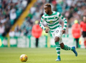 Celtic striker Moussa Dembele is wanted Lyon, according to club president Jean-Michel Aulas.