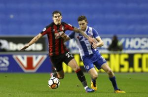 Bournemouth winger Connor Mahoney has agreed to join Championship side Birmingham on a season-long loan deal.