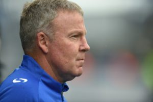 Kenny Jackett says there is still plenty of work for Portsmouth to do - despite maintaining their 100 per cent start to the season with a 2-1 win at Blackpool.