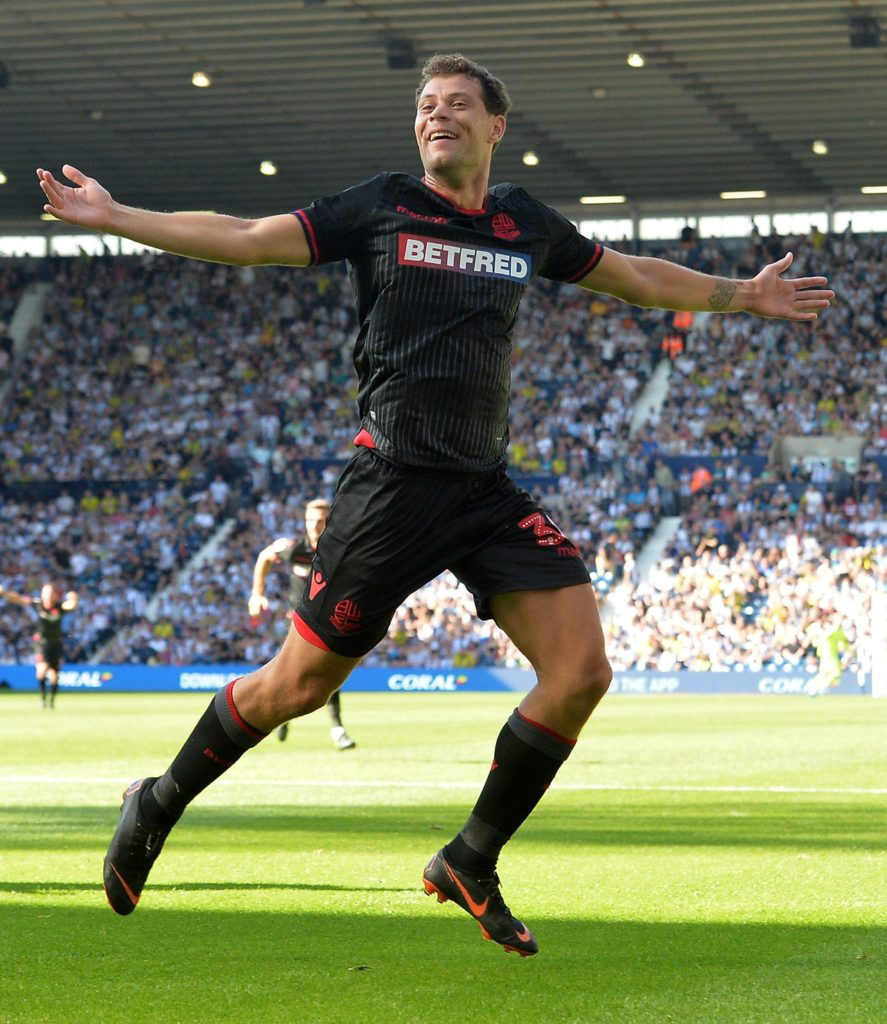 Yanic Wildschut struck the winner as Bolton condemned Reading to a third consecutive Sky Bet Championship defeat with a 1-0 victory at the Madejski Stadium.
