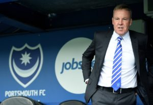 Portsmouth manager Kenny Jackett set his sights on mounting a promotion push after starting the League One season with a gritty 1-0 win.