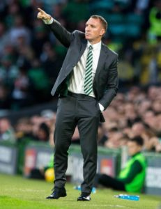 Daniel Arzani revealed a telephone call with Celtic boss Brendan Rodgers sealed his two-year loan deal with the Parkhead club.
