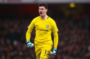 Chelsea goalkeeper Thibaut Courtois is determined to earn a move to Real Madrid this summer according to his agent Christophe Henrotay.