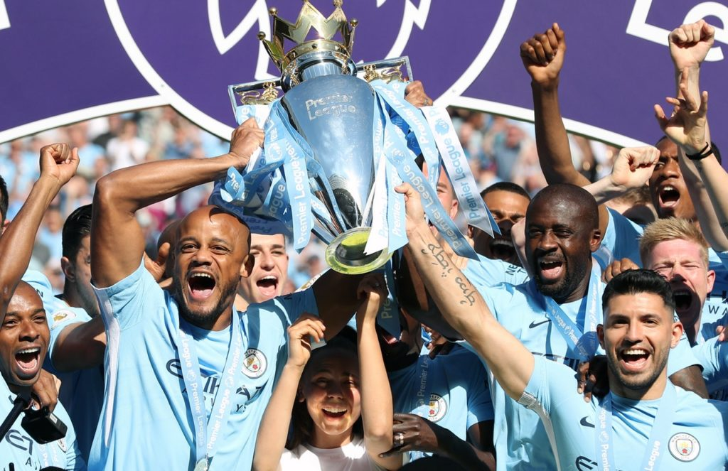 Manchester City get their Premier League title defence underway on Sunday when they take on Arsenal at the Emirates.