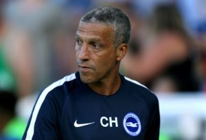 Brighton boss Chris Hughton was delighted to put last week's Watford defeat behind them as they beat Manchester United 3-2.