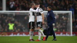 Fulham captain Tom Cairney is set to miss the visit of Exeter in the Carabao Cup.