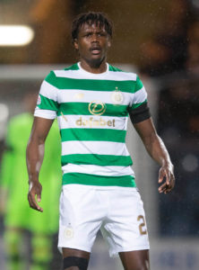 Celtic defender Dedryck Boyata has denied he is refusing to play and instead insists he is injured.