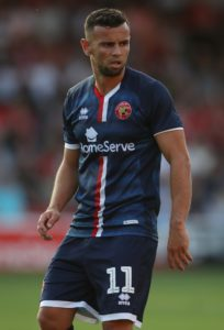 Zeli Ismail could return to the Walsall team as the Saddlers look to bounce back from their Carabao Cup exit at the hands of Macclesfield.