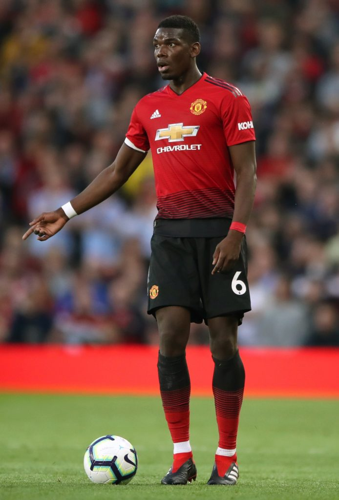Chris Hughton admits Brighton are wary of the 'wonderful' talents of Paul Pogba but do not have a specific plan to try and shackle him.