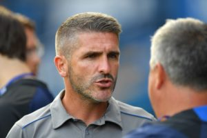 Bury boss Ryan Lowe wants supporters to look on the bright side after securing a late point at home to 10-man Forest Green.