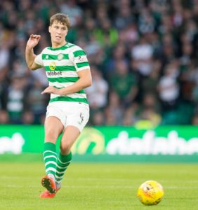 Celtic defender Jack Hendry shrugged off the disappointment of Saturday's 1-0 Ladbrokes Premiership defeat by Hearts to gear up for Champions League progress.