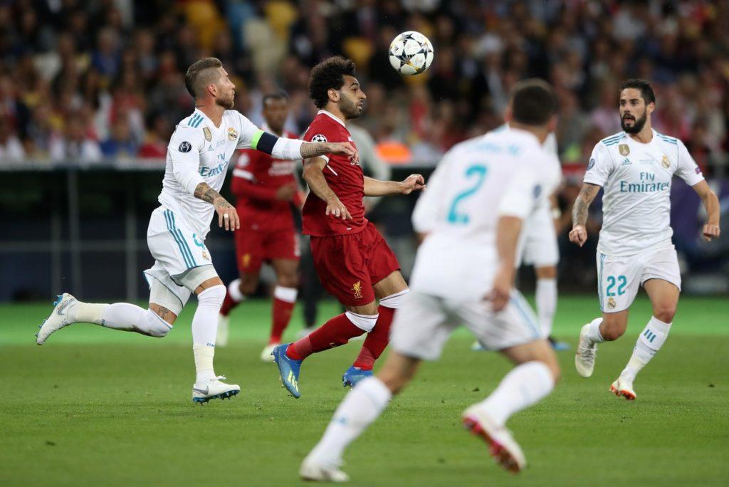 Sergio Ramos has taken a swipe at Jurgen Klopp as the war of words over last season's Champions League final continues.