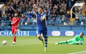 Fernando Forestieri saved a point for Sheffield Wednesday with a second-half penalty as they drew 1-1 with Hull.