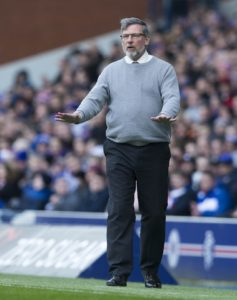 Hearts manager Craig Levein refused to get carried away after his side took their goal tally to 14 in three matches.