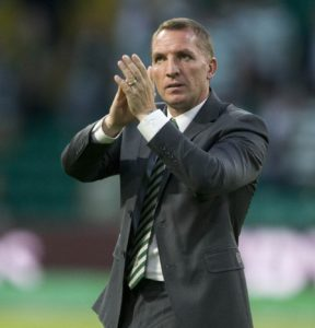 Brendan Rodgers says Celtic can get a result in the second leg in Greece after a frustrating 1-1 draw with AEK Athens in the Champions League.