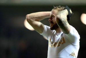 Leeds are set to be without Pontus Jansson while Adam Forshaw will definitely miss their Sky Bet Championship opener against Stoke.