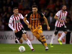 Hull went through to the next round of the Carabao Cup as they defeated Sheffield United 5-4 on penalties after a 1-1 draw.