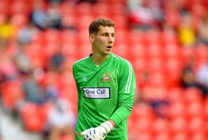 Doncaster will be forced into a change in goal for their Carabao Cup tie with Blackpool after Marko Marosi's sending-off against Portsmouth.