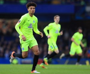 Shrewsbury have signed striker Lee Angol from Mansfield on a two-year deal.
