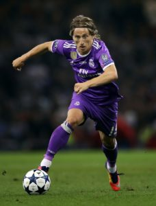 Real Madrid have reported Inter Milan to FIFA over their pursuit of midfielder Luka Modric.
